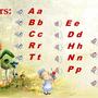 Презентация к уроку английского языка для повторения алфавита во 2 классе.