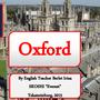 Оxford. Презентация с 2 ознакомительными видео и вопросами по этому замечательному университетскому городу, 2015.