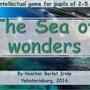 """Интерактивная игра для младших школьников """"The sea of wonders"""", 2016"""
