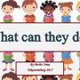 """Презентация к урокам в начальной школе по теме """"Глагол to be"""""""