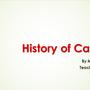 """""""История Канады"""", учебный проект по английскому языку, Мешалкин Ю., 2017"""
