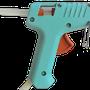 """Heißklebepistole mit """"Munition"""""""