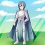 """<div class=""""lef"""">よその子だーれだ個別イラスト<br><a href=""""https://twitter.com/okota_justro"""" target=""""_blank"""">おこたさん</a>のジークさんです。<br>村長をしている爽やかイケメンの将軍さんです!</div>"""