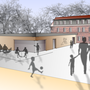 Umbau / Neubau Ziegenmühle - Erlebnisgastronomie