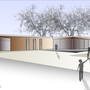 Entwurf Bürogebäude