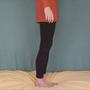 "Theresia Tarcson: ""Akt mit Perlenkette"", Videoperformance (2014)"