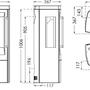 Termatech TT30G Stahl Datenblatt