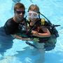 extra Kinderequipment, Kindertauchen, tauchen für Kinder im Pool , Hotel Safaga, Ducks Safaga