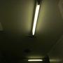 Bahnhofstoilettenbeleuchtung oder was?