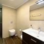 Badezimmer 1 - en Suite mit Dusche & WC - unteres Apartment - ABAJO
