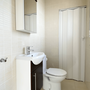 Separates Gäste-WC - oberes Apartment - ARRIBA