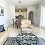 Wohnbereich - oberes Apartment - ARRIBA
