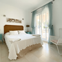 Bedroom 4 - double bed - upper apartment - ARRIBA