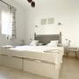Schlafzimmer 5 - zwei Einzelbetten - oberes Apartment - ARRIBA