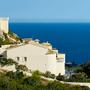 Meerblick über die Casa Roca Verde