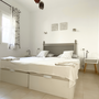 Bedroom 5 - two single beds - upper apartment - ARRIBA
