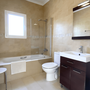 Bathroom 3 - with shower & toilet - upper apartment - ARRIBA