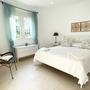 Schlafzimmer 2 - mit Doppelbett - unteres Apartment - ABAJO