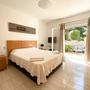 Bedroom 1 - upper floor - double bed (1,60 m) mit bath en Suite