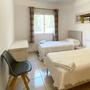 Schlafzimmer 3 - obere Etage - Einzelbetten zu Doppelbett kombinierbar