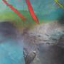 Raumwelten, 70 x 90 cm, € 325,00