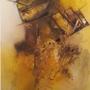 Der Krieger 60 x 90 cm € 800,00
