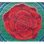 46: VAHINE TOA - Starke Frau (persönliches Kraftbile) / 2016 / Acryl und Filzstift auf Papierkarton / 100x70