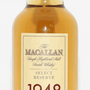 The Macallan, Single Highland Malt Scotch Whisky, The Macallan Distillery Limited, 50 ml, 46.6%, Escocia.
