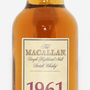 The Macallan, Single Highland Malt Scotch Whisky, The Macallan Distillery Limited, 50 ml, 54.1%, Escocia.