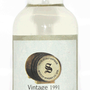 Vintage 1991, Single Islay Malt Scotch Whisky, Ardbeg Distillery, edición limitada, 5 cl, 43%, Escocia.