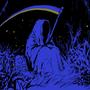 お題「見捨てられた墓場」「死神」