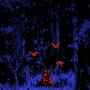 お題「魔女」「人を寄せ付けぬ森」