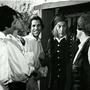 """Claude Giraud et Edmond Beauchamp (César) dans """"Les compagnons de Jéhu"""""""