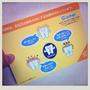 (株)松風の「Giomer de治療カード」にイラストを提供