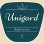 """Unigard, ein Gartenbauer in der Schweiz brauchte einen frischen und unverbrauchten Slogan, der mit Humor zeigen sollte, dass die Firma ganz grossartige Gartenarbeiten leistet. Die Slogan-Kreation unserer Agentur: """"Unigard - Die Gartenriesen."""""""