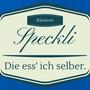 """Speckli, die Leckerei aus der Region Zürich suchte einen Slogan, der das Unwiderstehliche dieses Gebäcks betonen sollte. Unsere Slogan-Lösung: """"Die ess' ich selber."""""""