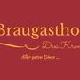 """Der Braugasthof Drei Kronen in Memmelsdorf suchte einen Werbespruch, der die Zahl 3 beinhaltet. Das Gute sollte ebenfalls betont werden. Unsere Slogan-Kreation für das Restaurant: """"Aller guten Dinge ..."""""""