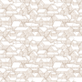 the Country Houses pattern. Monochrome