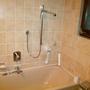 Badezimmer, vorher