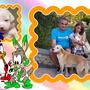 4 ottobre 2014 - Gasgas il finto timidone, ultimo della cucciolata di mamma Emma, adottato da Vanessa Cataldi...una meravigliosa vita piena d'amore ti attende, dolce cucciolotto!!!