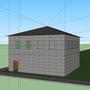Traumhaus: digitale 3-D-Konstruktionen