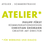 Grafische Konzeption, Logodesign, Layout, Reinzeichnung, Webdesign