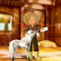2in1: Mein Fohlen 3D + Mein Reiterhof 3D – Rivalen im Sattel (Spielszene aus Mein Fohlen 3D)