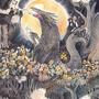7月.「歌響く森」_嘘つき姫と盲目王子.発売記念ファンアート.日本一ソフトウェア公式アートブックにて掲載されました!