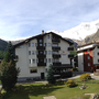балко́н на ю́г, панора́ма, aпартаменты 1, Ferienhaus-Apartment Golf Saas-Fee