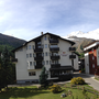 балко́н на ю́г, панора́ма, aпартаменты 2, Ferienhaus-Apartment Golf Saas-Fee