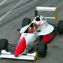 Formel Renault Doppelsitzer Hockenheimring