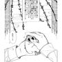 2017年10月 関西コミティアにて頒布した漫画「もにょにょけ横丁」一話目(1/6)