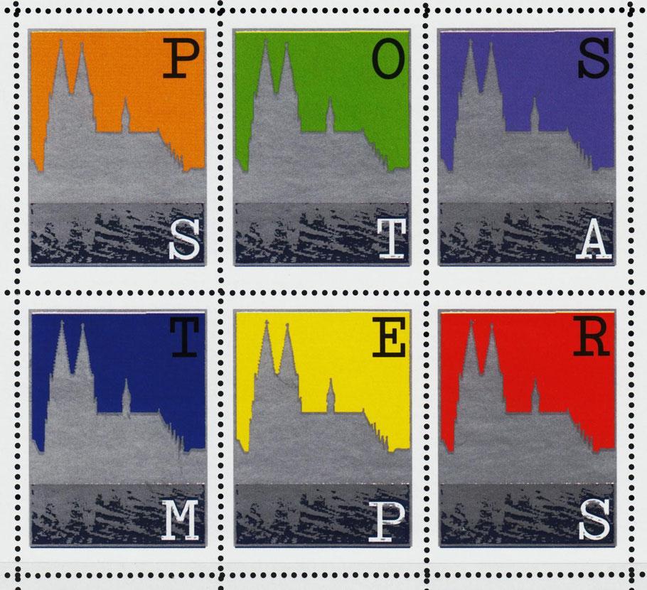 Der Dom zu Köln am Rhein