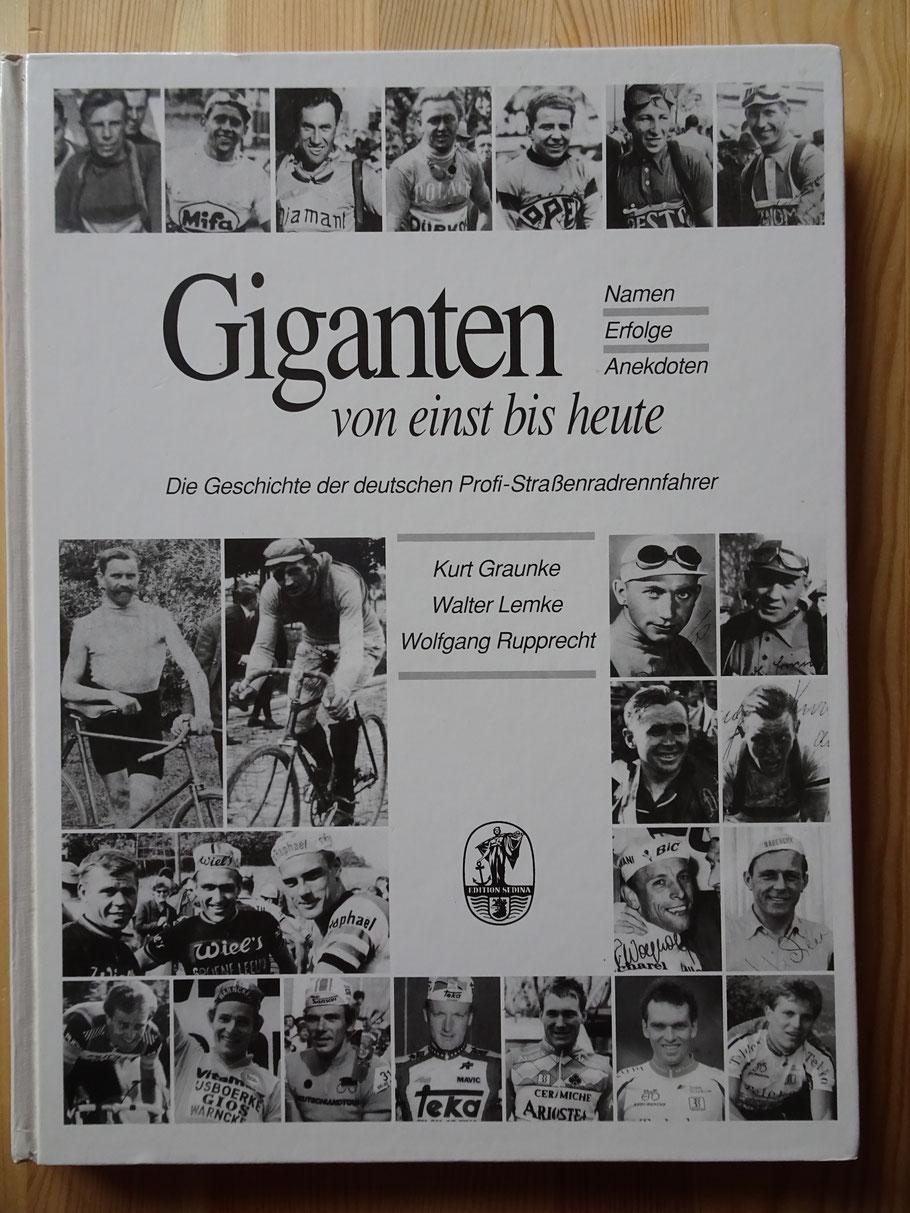 Unheimlich viel Mühe haben sich die Autoren hier beim zusammentragen der unglaublich vielen Resultate und Ergebnisse von unzähligen Radrennen aus vielen Jahrzehnten gemacht